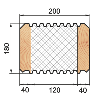 Полый клееный брус сечением 200х180мм.png